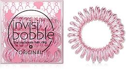 Perfumería y cosmética Coletero espiral, 3 uds - Invisibobble Original Rose Muse