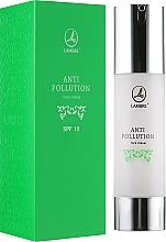 Perfumería y cosmética Crema facial protectora con aceite de macadamia, SPF15 - Lambre Anti Pollution SPF15