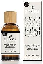 Perfumería y cosmética Aceite facial antienvejecimiento con extracto de papaya - Avant Advanced Bio Restorative Superfood Facial Oil