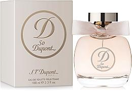 Perfumería y cosmética S.T. Dupont So Dupont Pour Femme - Eau de toilette