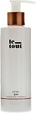 Perfumería y cosmética Leche corporal calmante con extracto de aloe y camomila - Le Tout After Sun Body Milk