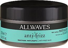 Perfumería y cosmética Mascarilla para cabello rizado y rebelde - Allwaves Anti-Frizz Mask