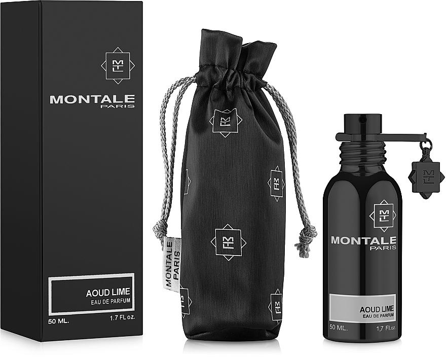 Montale Aoud Lime - Eau de parfum — imagen N1