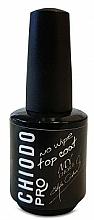 Perfumería y cosmética Top coat brillante de larga duración - Chiodo Pro No Wipe Top Coat