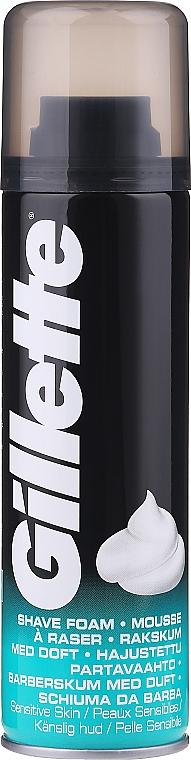 Espuma de afeitar - Gillette Sensitive Skin Foam