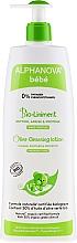 Perfumería y cosmética Loción corporal limpiadora hipoalergénica para bebés con aceite de oliva - Alphanova Bebe Bio-Liniment Olive Clensing Lotion