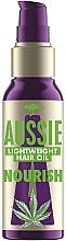 Perfumería y cosmética Aceite para cabello de cáñamo australiano - Aussie Miracle Oil Nourish