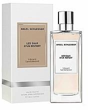 Perfumería y cosmética Angel Schlesser Les Eaux d'un Instant Vibrant Sandalwood - Eau de toilette