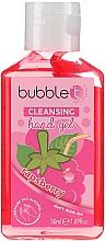 Perfumería y cosmética Gel de manos antibacteriano con aroma a frambuesa - Bubble T Cleansing Hand Gel Rapsberry