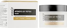Perfumería y cosmética Crema facial intensiva con péptidos y colágeno - Coxir Intensive EGF Peptide Cream