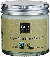 Perfumería y cosmética Bálsamo after-shave con aceite de argán - Fair Squared Argan After Shave Balm