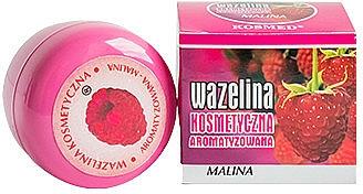 Vaselina para labios con aroma a frambuesa - Kosmed Flavored Jelly Raspberry