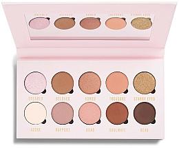 Perfumería y cosmética Paleta de sombras de ojos - Makeup Obsession Be In Love With Eyeshadow Palette