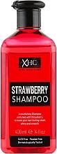Perfumería y cosmética Champú nutritivo con jugo de fresa y colágeno hidrolizado - Xpel Marketing Ltd Hair Care Strawberry Shampoo
