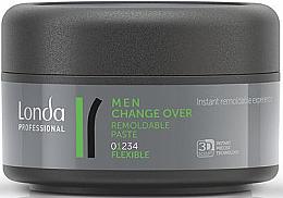 Perfumería y cosmética Pasta moldeadora de fijación flexible - Londa Professional Men Change Over Remoldable Past