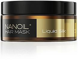 Perfumería y cosmética Mascarilla capilar con proteína de seda - Nanoil Liquid Silk Hair Mask