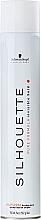 Perfumería y cosmética Laca para cabello, fijación flexible y duradera, efecto invisible - Schwarzkopf Professional Silhouette Flexible Hold Hairspray