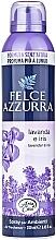Perfumería y cosmética Ambientador en spray con aroma a lavanda e iris - Felce Azzurra Lavanda e Iris Spray