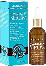Perfumería y cosmética Sérum facial con ácido hialurónico & extracto de arroz - GlySkinCare Hyaluronic Serum