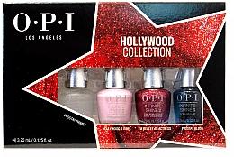 Perfumería y cosmética O.P.I Infinite Shine 2 Hollywood Collection Spring 2021 Mini Set - Set esmaltes de uñas (esmalte/4x3.75ml)
