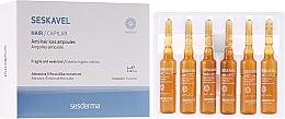 Perfumería y cosmética Ampollas anticaída con extracto de morus alba - SesDerma Laboratories Seskavel Anti-Hair Loss Aampoules