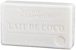 Perfumería y cosmética Jabón artesanal con leche de coco - Le Chatelard 1802 Soap Coconut Milk