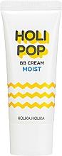 Perfumería y cosmética BB crema facial hidratante con extracto de proteína de leche - Holika Holika Holi Pop Moist BB Cream
