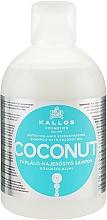 Perfumería y cosmética Champú con aceite de coco - Kallos Cosmetics Coconut Shampoo