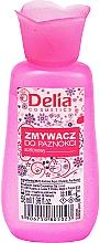 Perfumería y cosmética Quitaesmalte de uñas - Delia No1 Nail Polish Remover