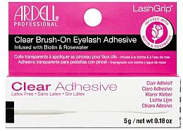 Perfumería y cosmética Pegamento para pestañas postizas con pincel - Ardell Clear Brush-on Eyelash Adhesive
