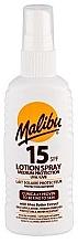 Perfumería y cosmética Spray loción corporal - Malibu Lotion Spray SPF15