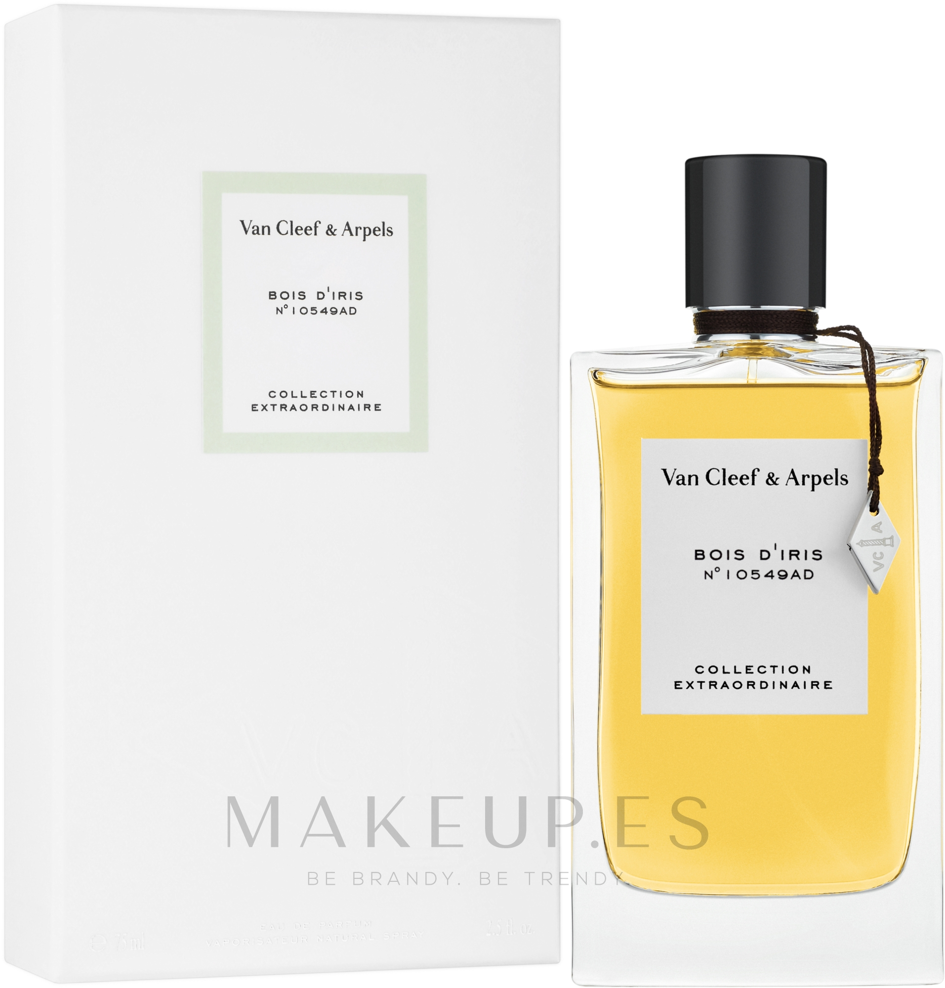 Van Cleef & Arpels Collection Extraordinaire Bois D'Iris - Eau de parfum — imagen 75 ml