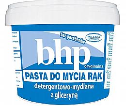 Perfumería y cosmética Jabón de manos en pasta con glicerina, sin parabenos - BHP Handwashing Paste