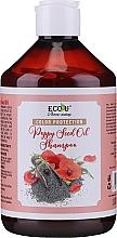 Perfumería y cosmética Champú con aceite de semilla de amapola - Eco U Poppy Seed Oil Shampoo