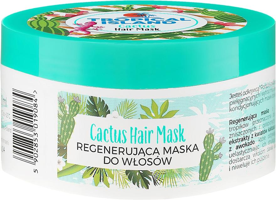 Mascarilla capilar con cactus - Marion Tropical Island Cactus Hair Mask