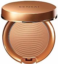 Perfumería y cosmética Polvo bronceador compacto con protección solar - Kanebo Sensai Sun Protective Compact