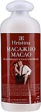 Perfumería y cosmética Aceite de masaje con romero, lavanda y menta - Hristina Cosmetics Body Massage Oil