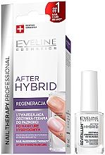 Perfumería y cosmética Bálsamo fortalecedor para uñas - Eveline Cosmetics After Hybrid Manicure