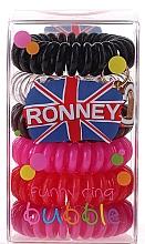 Perfumería y cosmética Coletero espiral - Ronney Professional Funny Ring Bubble 2