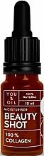 Perfumería y cosmética Sérum facial hidratante con colágeno - You & Oil Beauty Shot 100 % Collagen