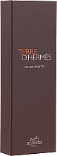 Perfumería y cosmética Hermes Terre dHermes - Eau de toilette (mini)