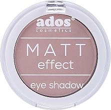 Perfumería y cosmética Sombra de ojos mate - Ados Matt Effect Eye Shadow