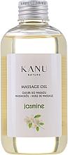 Perfumería y cosmética Aceite de masaje con aroma a jazmín - Kanu Nature Jasmine Massage Oil