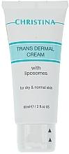 Perfumería y cosmética Crema regeneradora facial con liposomas - Christina Trans dermal Cream with Liposomes
