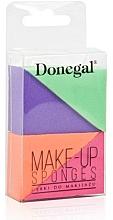 Perfumería y cosmética Esponjas de maquillaje 4uds. 4305 - Donegal Sponge Make-Up