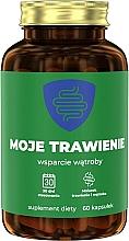 Perfumería y cosmética Complemento alimenticio en cápsulas para apoyar la digestión y función hepática - Noble Health