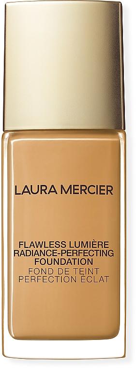 Base de maquillaje líquida hidratante de cobertura media a completa y larga duración - Laura Mercier Flawless Lumiere Radiance Perfecting Foundation