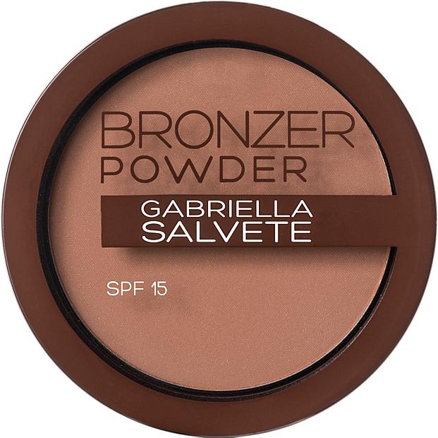 Polvo bronceador - Gabriella Salvete Bronzer Powder SPF15