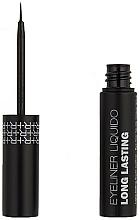 Perfumería y cosmética Delineador de ojos líquido, larga duración - Rougj+ Glamtech Waterproof Long-Lasting Liquid Eyeliner