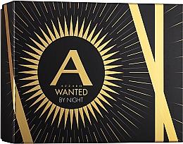 Perfumería y cosmética Azzaro Wanted By Night - Set (eau de parfum/100ml + desodorante stick/75ml)